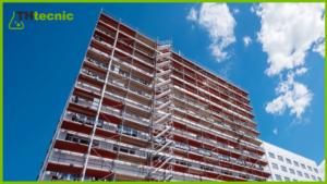 Rehabilitación de edificios con poliuretano